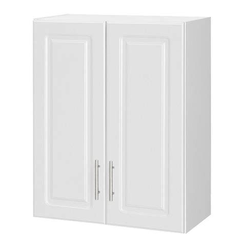 2 door wall cabinet hton bay select 30 in h mdf topper 2 door wall cabinet