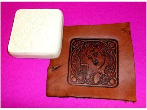 leather embossing plate ebay