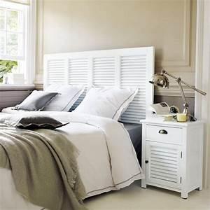 Welches Bett Bei Rückenschmerzen : i like it ein schlafzimmer in wei und ein kopfteil welches fast jedes bett auffrischt ~ Sanjose-hotels-ca.com Haus und Dekorationen
