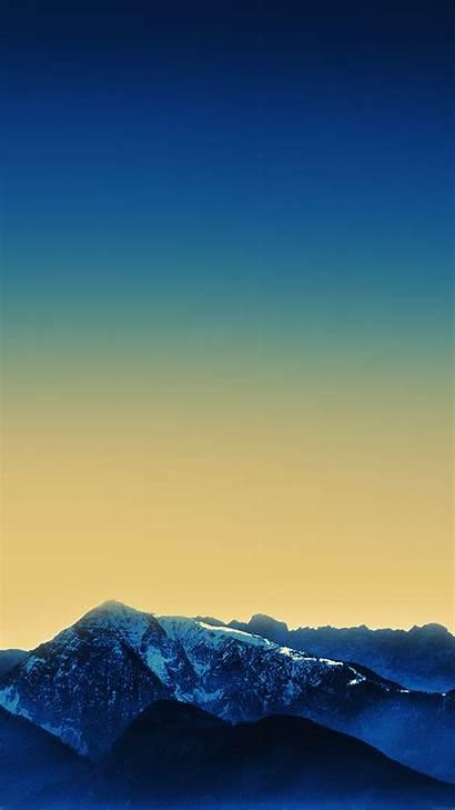 Ipad Apple Official Air Dark Mountain Wallpapers