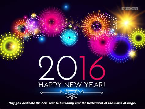 best happy new year 2016 hd wallpapers cgfrog