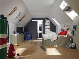peindre une chambre en gris et blanc 3 peinture chambre With peindre une chambre en gris et blanc