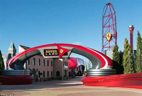 """See the world's fastest roller coaster at ferrari world abu dhabi in insane 360! I've been to """"Ferrari world, Abu Dhabi""""is it worth going to """"Ferrari Land"""" ?? : rollercoasters"""