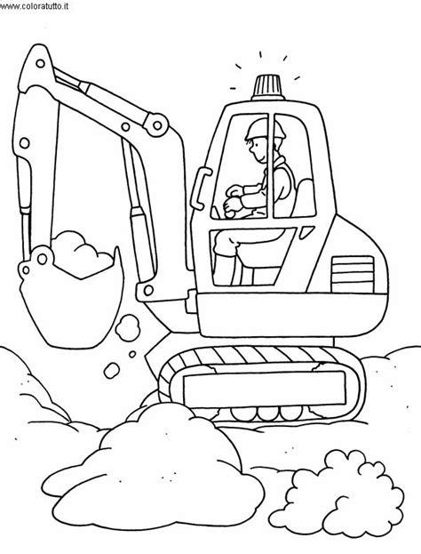 disegni mezzi pesanti  disegni  bambini da stampare