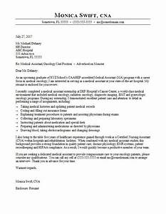 medical assistant cover letter sample monstercom With samples of cover letters for medical assistant