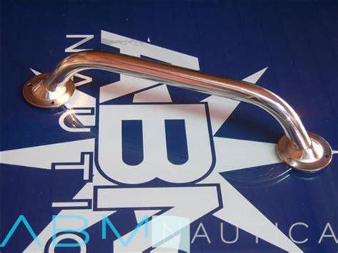 corrimano barca corrimano barca in acciaio inox con basetta in vendita