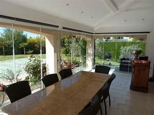 Fermer Une Terrasse Couverte : comment fermer une terrasse couverte en provence afp 13 ~ Melissatoandfro.com Idées de Décoration