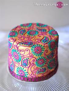 Mehndi cakes by Henna Lounge — Henna Lounge
