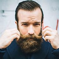 Beard-With-Handlebar-Mustache