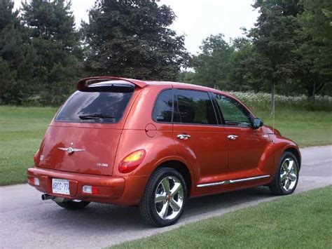 2004 Chrysler Pt Cruiser Reviews by Canadian Auto Review 2004 Chrysler Pt Cruiser Photos