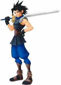 Zack - Kingdom Hearts Wiki, the Kingdom Hearts encyclopedia