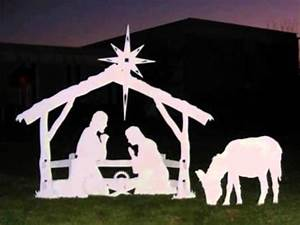 outdoor nativity sets price info outdoor christmas With outdoor nativity lights for sale