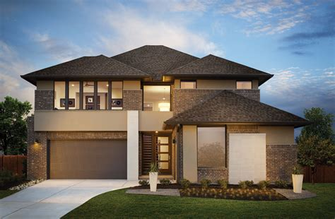 Mainvue Homes Brings Modern Style, Feature-rich Homes To