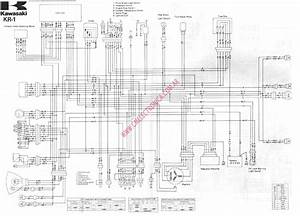Diagram  2002 Kawasaki Prairie Electrical Diagram Full