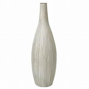 Bodenvase 80 Cm Hoch : gro e blumenvase keramikvase tischvase bodenvase capri 47cm wei 0 ~ Bigdaddyawards.com Haus und Dekorationen