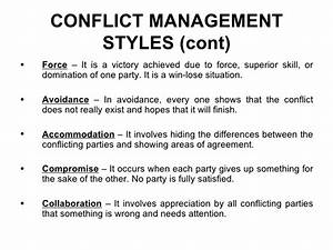 How To Write An Introduction For An Essay Ways Of Preventing Intrapersonal Conflicts Principles And