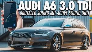 Audi A6 Soundmodul : rs6 sound im a6 3 0 tdi active soundgenerator im audi ~ Kayakingforconservation.com Haus und Dekorationen
