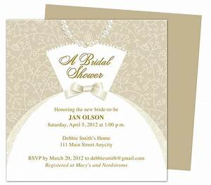 dress bridal shower invitation templates printable diy With wedding invitation templates for openoffice