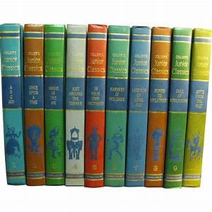 Young Folks Shelf of Books-1962-Collier's Junior Classics ...