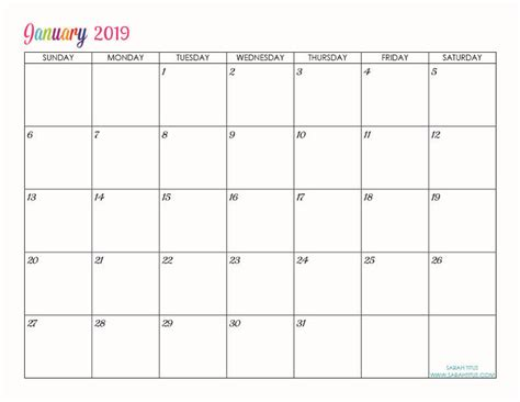 custom editable printable calendars ele sobres de papel