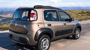 Fiat Uno Way 2015 Model