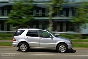 Mercedes Ml 270 Cdi : mercedes benz ml klasse w163 specs photos 2001 2002 ~ Melissatoandfro.com Idées de Décoration