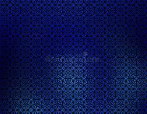 Papier Peint Bleu Foncé : papier peint g om trique de fond de tache floue bleu fonc illustration stock illustration du ~ Melissatoandfro.com Idées de Décoration