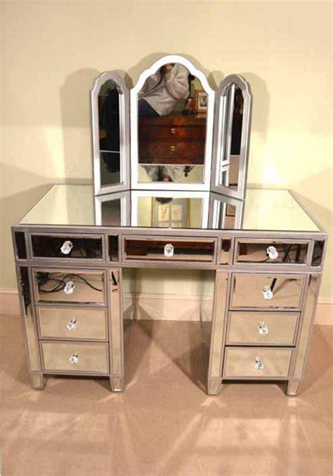 Regent Antiques   Art Deco   Art Deco mirrored furniture   Gorgeous Art Deco Mirrored Dressing