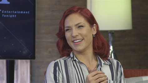 Sharna Burgess On Why She Doesn't Talk To The Judges On