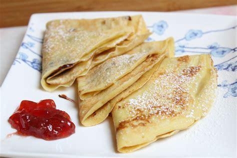 cuisine crepe basic crepes recipe
