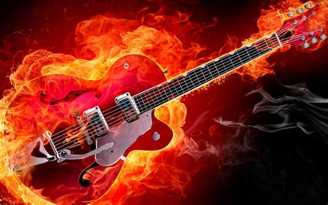 electric guitar wallpaper  desktop hd background hd