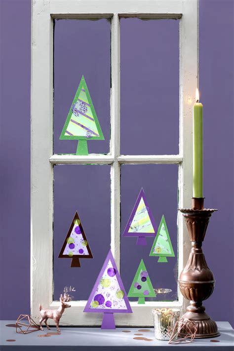 Fensterdeko Zum Kleben Weihnachten by Weihnachtsdeko Selber Machen Kreative Deko Ideen F 252 R Dein