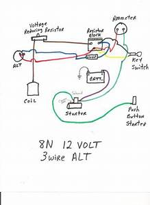 8n 12 Volt Wiring Problems