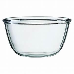Saladier En Verre : saladier en verre tremp 360cl 24cm empilable cocoon arcoroc ~ Teatrodelosmanantiales.com Idées de Décoration