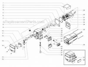 Titan 840ix Parts List And Diagram