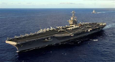 porte avion americain le plus grand les porte avions am 233 ricains sont ils aussi invuln 233 rables qu on le croit sputnik