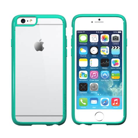 iphone 6 phone covers luvvitt clearview for iphone 6 6s back cover for