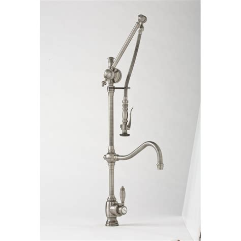 kitchen faucet made in usa 4400 gantry pulldown kitchen faucet