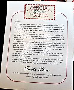 official elf letter from santa free printable pdf With santas official letters