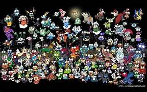 all legendary pokemon wallpaper