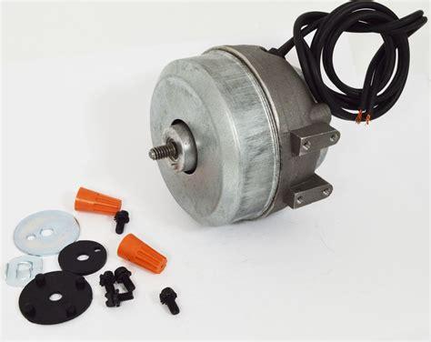 kenmore refrigerator parts fan motor sm5109 supco refrigerator condenser fan motor 2w 115v