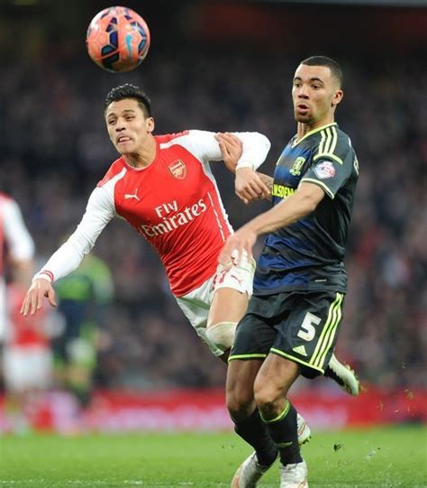 Arsenal v Middlesbrough FA Cup Fifth Round #10652452 ...