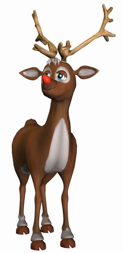 Rudolf Clipart Reindeer Yopriceville Deer Transparent Tubes