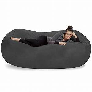Big, Bean, Bag, Couch, Comforts, You, More, Than, You, Expect