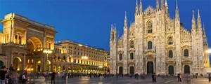 Vuelos baratos de Madrid España a Milán Italia Viajes el
