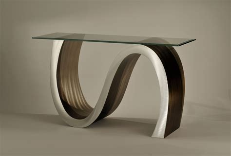 Contemporary Console Tables by Contemporary Narrow Console Table Loccie Better Homes