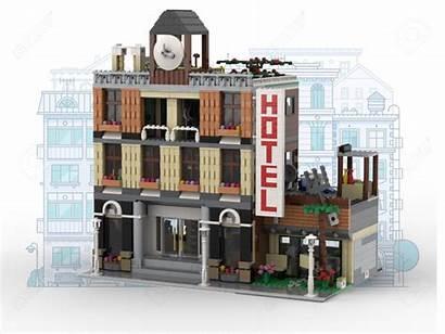 Moc Lego Mocs Rebrickable Bricksafe Build