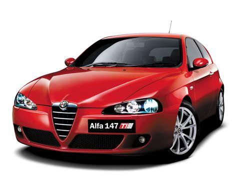 Alfa Romeo 147 Ti 3 Door Jp Spec 937a 2006