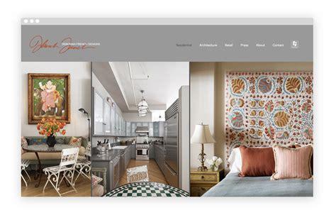 12 interior design portfolio website exles we love