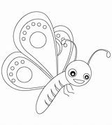 Butterfly Coloring Pages Printable Momjunction Sheets Drawing Toddler Worksheets Side Colouring Butterflies Grade Pdf Animals Clipart Animal Worksheet Mermaid sketch template